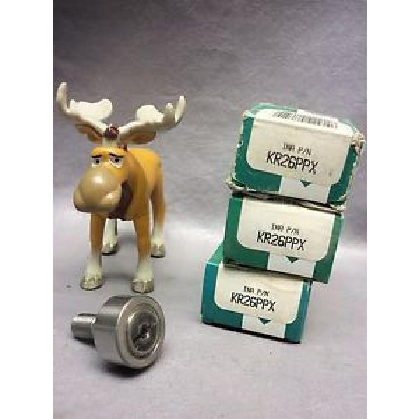 INA Bearings KR26PPX Cam Follower Lot of 3 #1 image