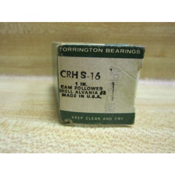 Torrington CRHS-16 Cam Follower #3 image