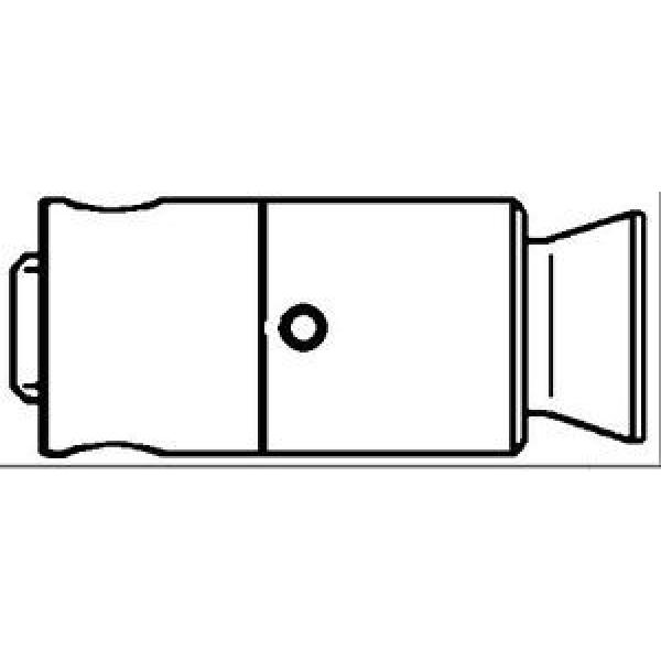 MERCEDES E240 Hydraulic Tappet / Lifter 2.4,2.6 97 to 05 Cam Follower 1130500080 #1 image